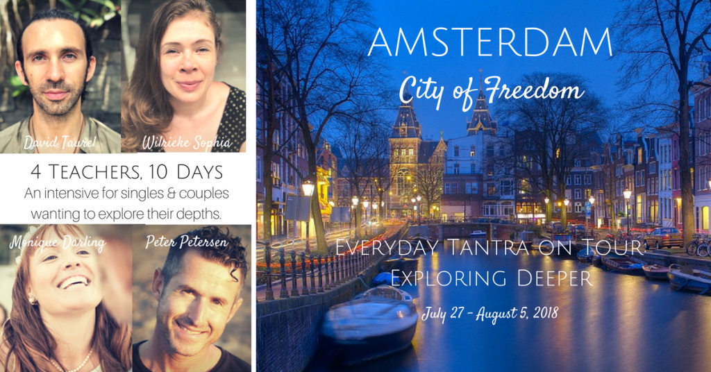 Everyday Tantra on Tour: Exploring Deeper
