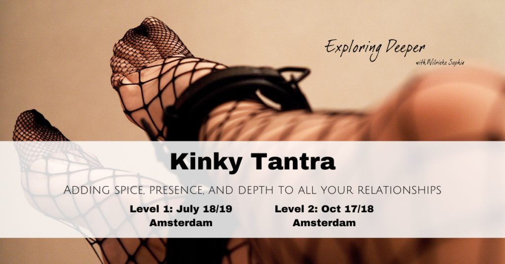 Kinky Tantra 1 and 2